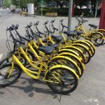 中国の共享单车(シェアサイクル)って知ってます?